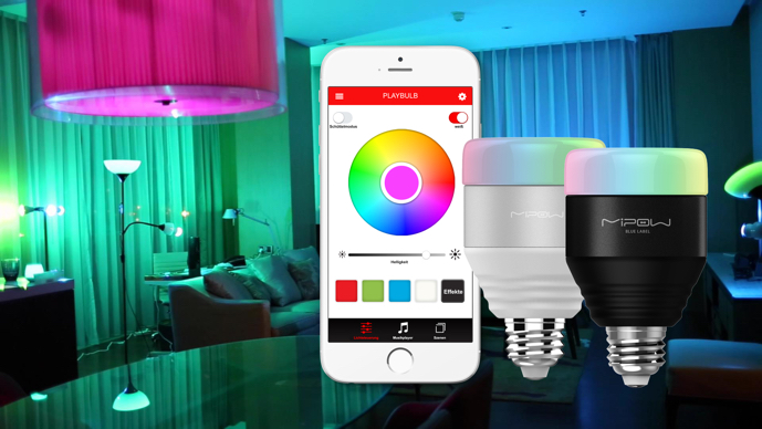 MiPow Playbulb Smart