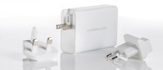 HyperJuice 100W GaN USB nabíječka